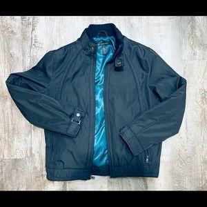 I-N-C International Concepts MENS Black Jacket.. Medium size